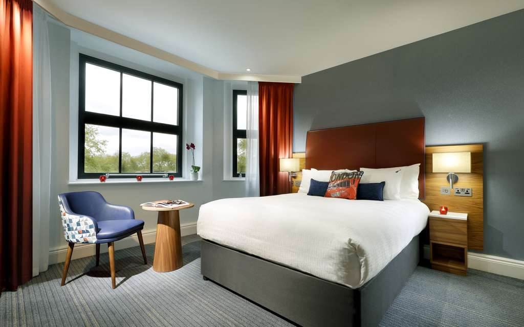 Hard Rock Hotel - bedroom
