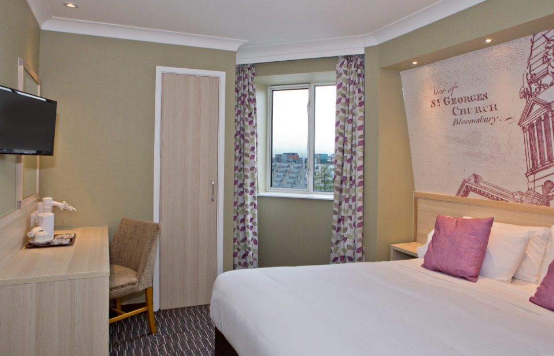 President Hotel - double room