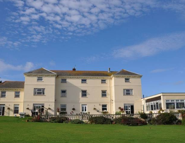 Freshwater Bay House - Isle of Wight Garden tour