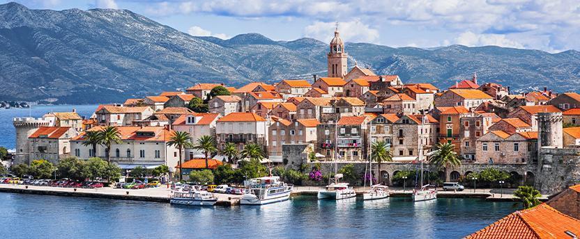 Croatia and the Dalmation Coast