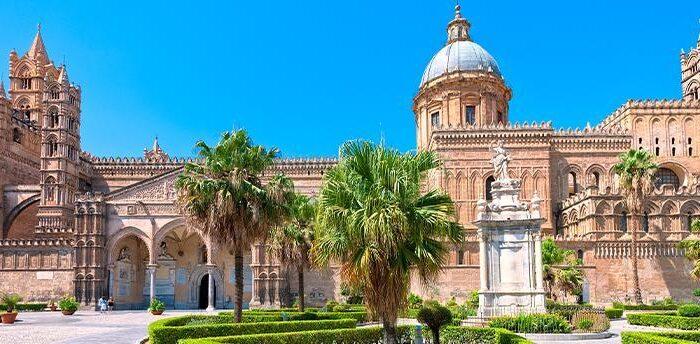 Splendours Sicily
