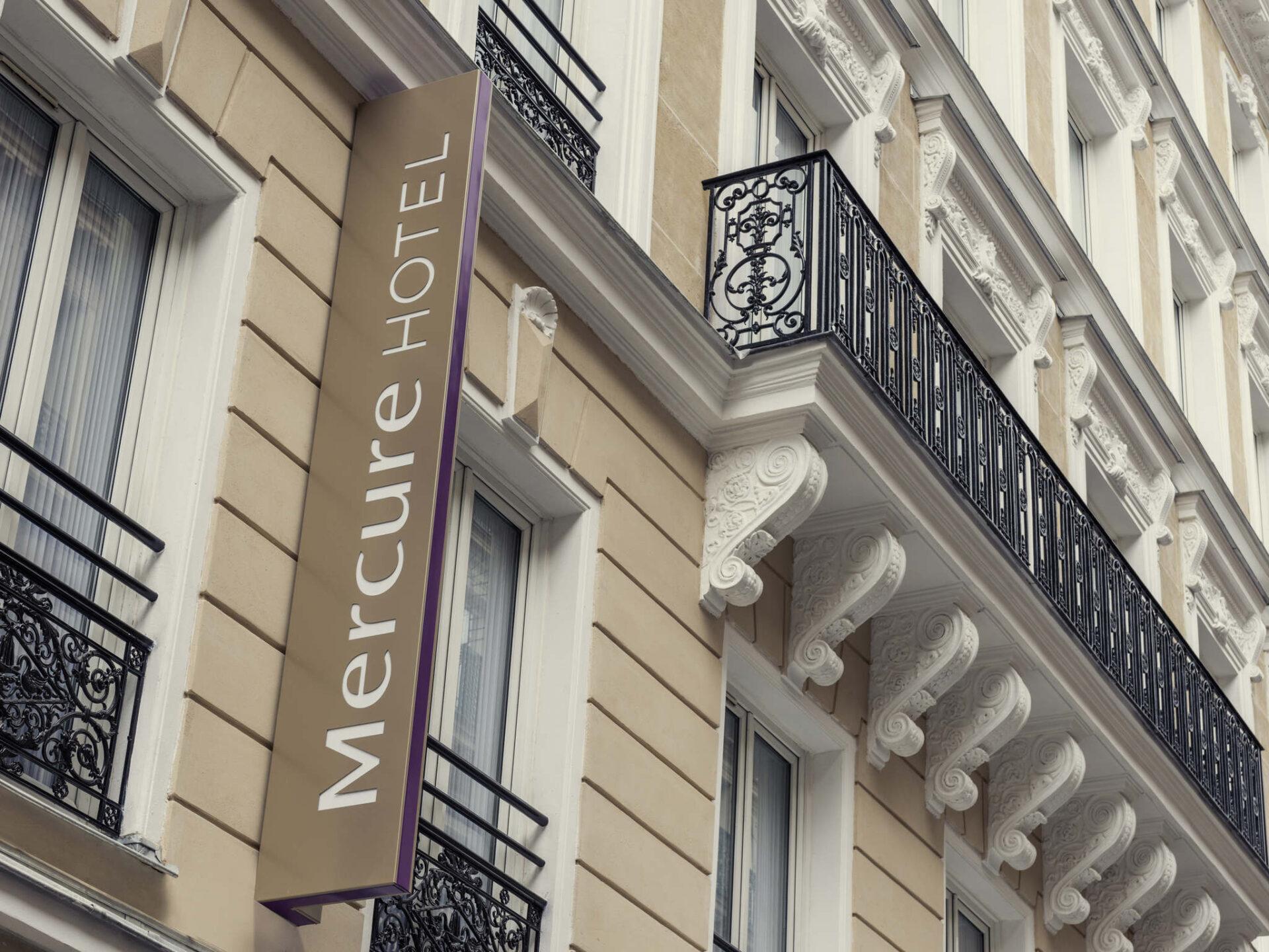 Mercure Paris Opéra Garnier