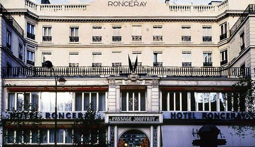 Best Western Hotel Ronceray Opera Paris, France