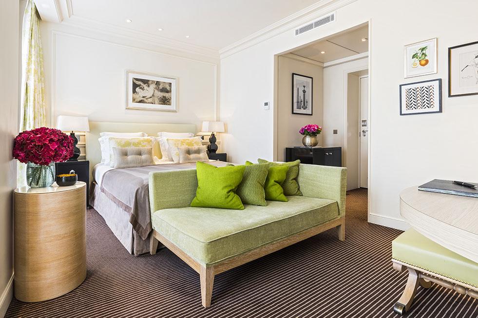 Paris - Grand Hotel du Palais Royal Paris - room