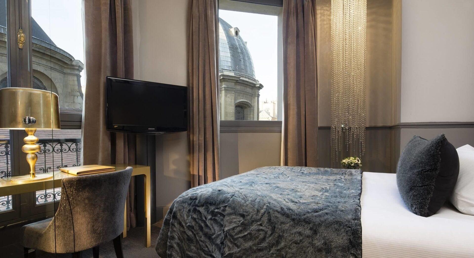 Paris - Hotel Lumen Paris Louvre - room