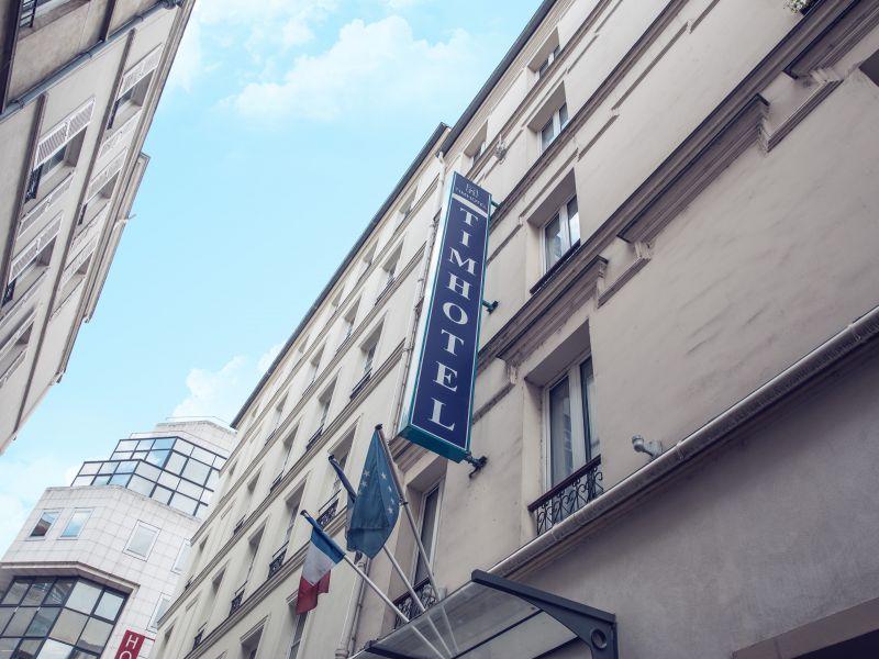Paris - Timhotel Gare de Lyon - outside